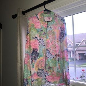 Lilly Pulitzer Zip-Up
